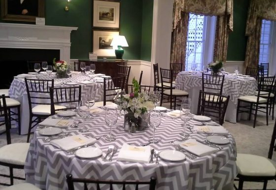 Dinner at the Mansion
